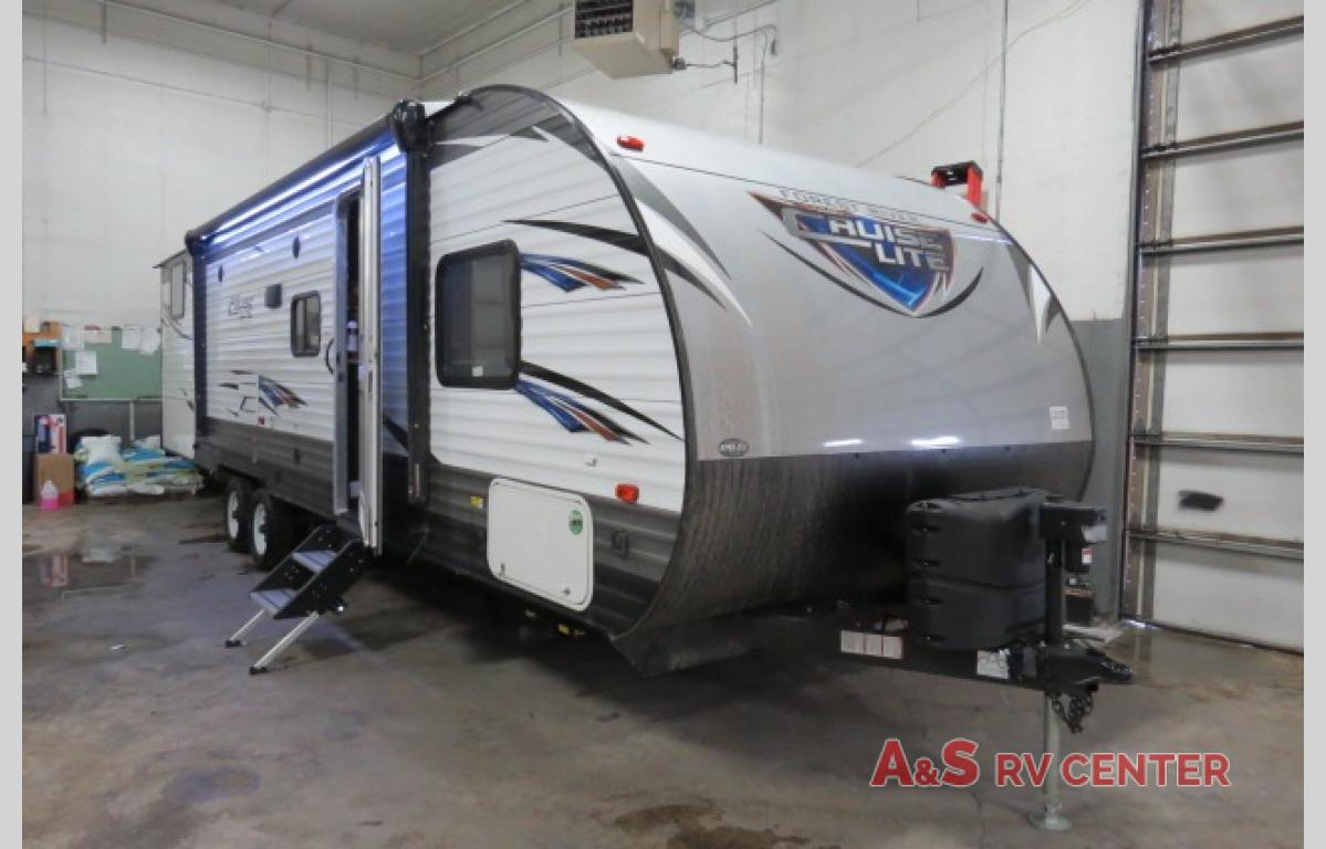 2018 forest river travel trailer